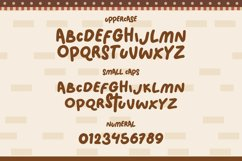Bakery Home - Funny Font Product Image 4