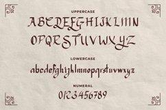 Serkan - A Celtic font Product Image 3