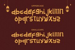 Delik - Arabic Font Product Image 4