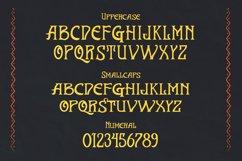 El Mayor - Display Decorative Font Product Image 3