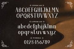 Orchard Song - Decorative Serif Font Product Image 2