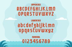 Beach Hits - Summer Playful Font Product Image 4
