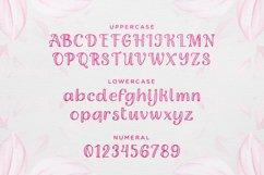 Grateful Life - Outline Handwritten Font Product Image 3