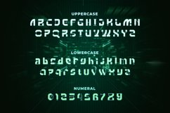 Hacklife - Tech Font Style Product Image 3