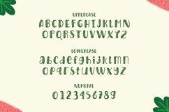 Harvest Day - Sprinkles Font Product Image 2