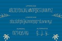 Mocktail Blues - Summer Rough Font Product Image 4