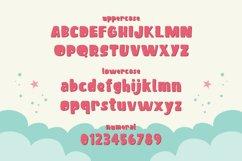 Princess Star - Sprinkles Font Product Image 2