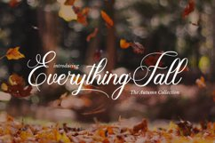 Charlebury Script Font Product Image 2