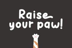Calli Cat - Layered Display Font Product Image 2