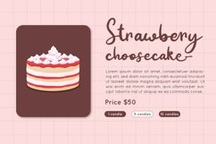 Mittan Candy - Script Font Product Image 3
