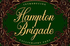 Hampton Brigade Product Image 1