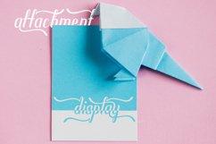 NEW SCRAPER - Script Font Product Image 2