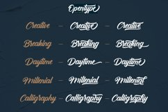 Antonellie Hand Lettered Script Product Image 4