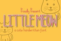Little Meow Product Image 1