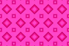 16 Seamless ThreeTone Square Patterns Product Image 3