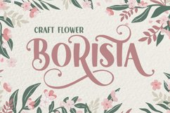 Beauty Florist Font Product Image 2