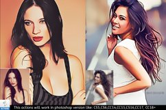 Vector Painting Photoshop Action Product Image 1