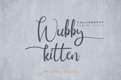 Wubby Kitten Product Image 2