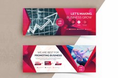 Modern Facebook Page Cover Template Product Image 2