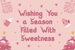 Donder - Winter Fancy Font Product Image 3