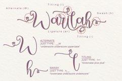 Warilah - Modern Calligraphy Product Image 4