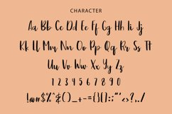 Drawing Book Modern Script Font Product Image 2