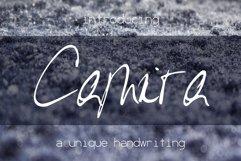 Camira Font Product Image 2
