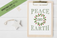 Peace On Earth svg Product Image 1