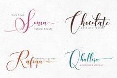 Whitedove Modern Script Product Image 4