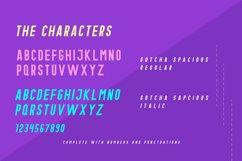 Gotcha Typeface Product Image 2