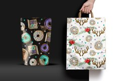 Donut Pattern Product Image 4