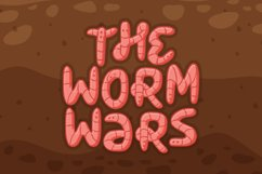 Wormmy Font Product Image 4