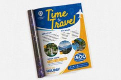 Holiday Travel #01 Print Templates Pack Product Image 3