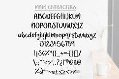 Bradley Bug Stencil Font Product Image 2