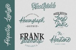 Frankfield Font Product Image 2