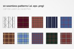 Gentlemen Suits Seamless Patterns Product Image 3