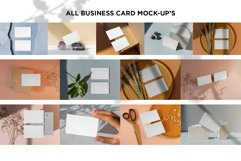 Business Card Mock-Up Product Image 7