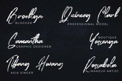 Soubrette - Textured Brush Font Product Image 4