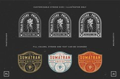 12 Coffee Logo and Badge Templates Product Image 2