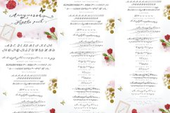 Anniversa Wedding Font Product Image 5
