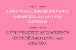 Peace and Love Font Duo Product Image 6