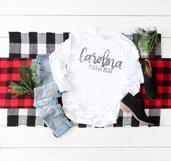 Christmas Shirt Mock Up Bundle Product Image 3