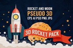 3d Rocket Pack Product Image 1