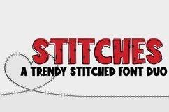 Web Font Stitches Product Image 1