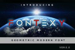 Fontexy Font Product Image 1