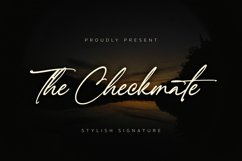 The Checkmate Product Image 1