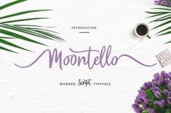 Moontello Script Product Image 1