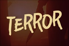 Gruesome - Horror Font Product Image 4