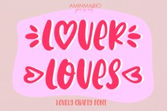 Lover Loves Product Image 1