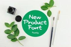 Michael Brush Display Font Product Image 6